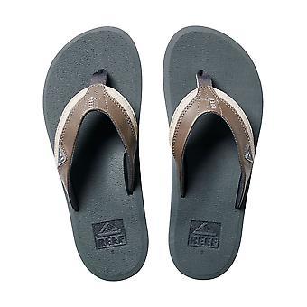 Reef Mens Sandals ~ Cushion Dawn grey