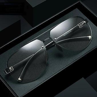 Ochelari clasici anti-orbire pentru conducerea ochelarilor de soare polarizați Day Night Vision
