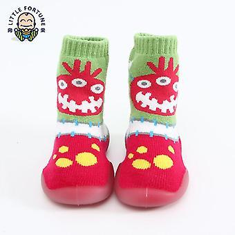 Baby Toddler Winter Floor Anti-heel Kid's Warm Sock