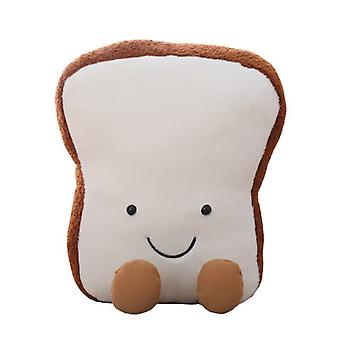 New Style Peluche Toy Doll Toast Pain Cute Pillow Creative Doll