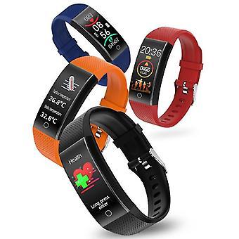 Body Thermometer Ip68 Waterproof Heart Rate Fitness Tracker Bracelet Watch