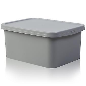 Hobby Life 20 Litre Storum Plastic Storage Box With Lid