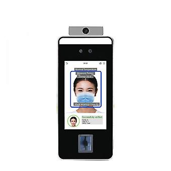 Face&fingerprint Recognition Access Control System, Time Attendance With Body
