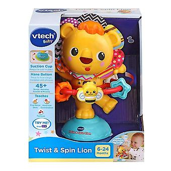 Vtech Baby Twist & Spin Lion Baby Musical Toy