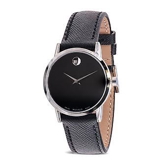 Movado Museum Leather Ladies Watch 0607204