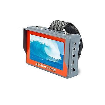 Cctv tester kamera Ahd analoginen testaaja näyttö