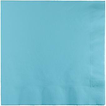 Bn 12/20Ct 2P Pastel Blue Napkin