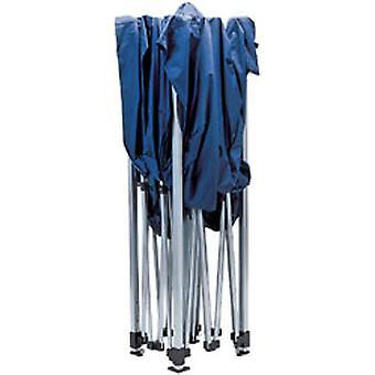 Draper 76942 3m x 3m Blue Folding Gazebo