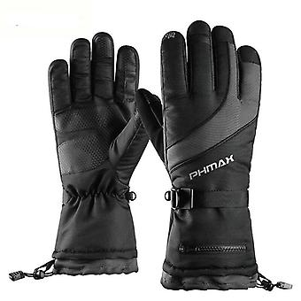 Winter Thermal Touch Screen Skiing Skating Gloves