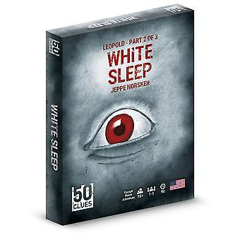 50 Clues - White Sleep (Part 2 of 3) Game