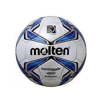 Molten F9V4800 Fifa Approved Vantaggio Low Bounce Stitched Glossy Futsal Ball