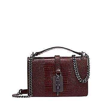 Liebeskind Berlin Meryl Crossbody, Women's Folder Bag, Merlot/4974, Extra Small