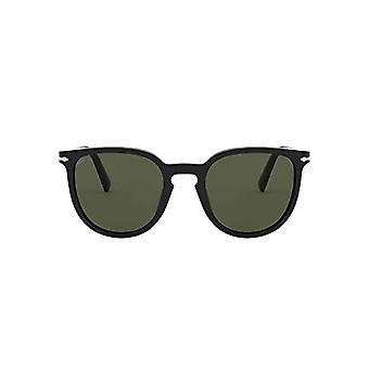 Ray-Ban 0PO3226S Sonnenbrille, Braun (Schwarz), 51.0 Unisex-Erwachsene