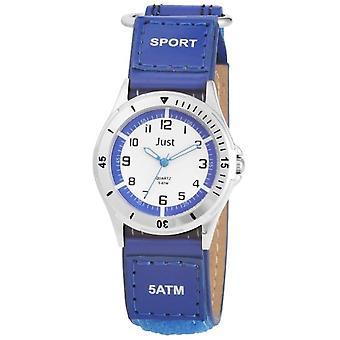 Just Uhren 48-S0035-HBL - Unisex Horloge