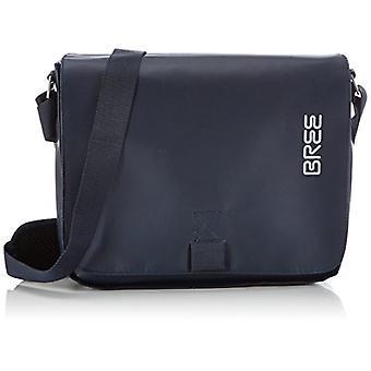 BREE Collection - Punch 61, Blue, Shoulder Bag, Shoulder Bag, unisex, blue (blue 251), 26x6x21 cm (B x H x T)(2)