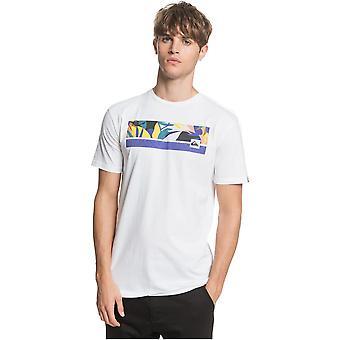 Quiksilver Jam It Lyhythihainen t-paita valkoinen