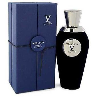 Mea Culpa V By Canto Extrait De Parfum Spray (unisex) 3.38 Oz (women) V728-550569