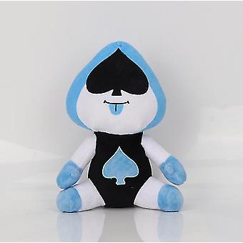 Musta persikka lasten lelu peli undertale sans muhkea st uffed nukke az9185
