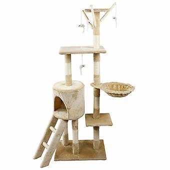 Cat Play Tower Posteľ 140cm nábytok s poškriabaním Post