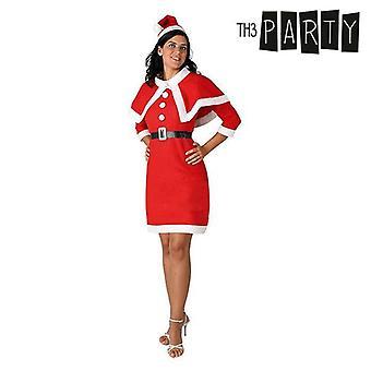 Kostym för vuxna Th3 Party 2157 Jultomten
