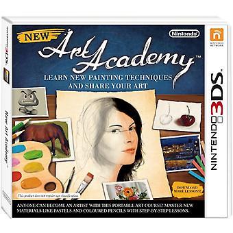 Nouveau jeu Art Academy 3DS