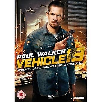 Fordon 19 DVD