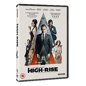 Dvd med hög höjd