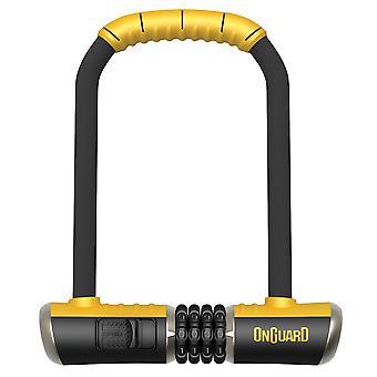 OnGuard Bulldog Combo STD 8010c U-Lock 115 x 230 x 13mm