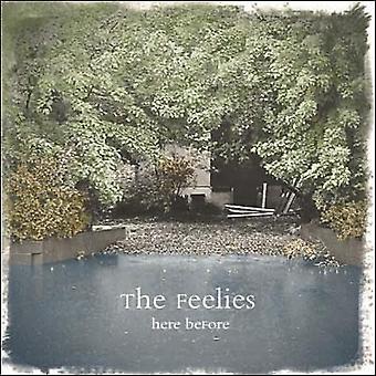 The Feelies - Hier Voor CD