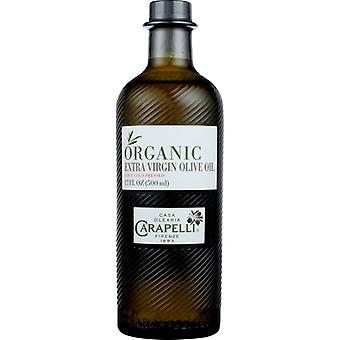 Carapelli olivový olej Evoo Org, prípad 6 X 500 ml