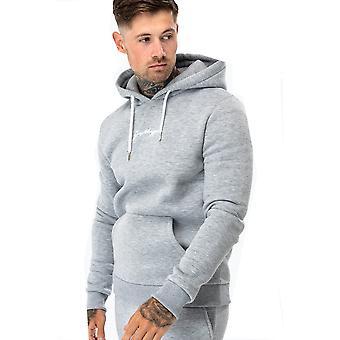 Hype Mens Logo Pullover Hoodie