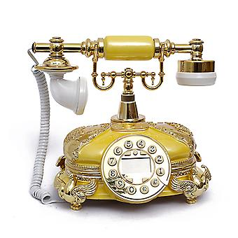 Antique Style Rotary Phone Princess French Style Old Fashioned Handset Telephone