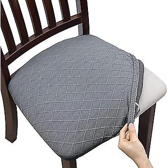 Seat Covers For Dining Room Chairs Stretch Jacquard Dining Chair Seat Covers(Gary)