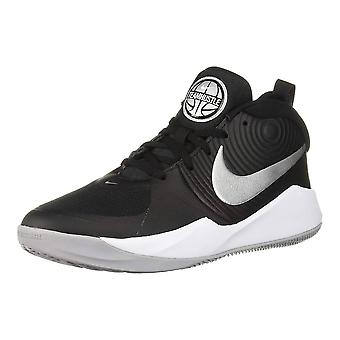 Sports Shoes for Kids Nike HUSTLE 9 AQ4224 001 Black