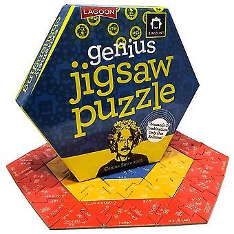 The Einstein Genius Jigsaw Puzzle