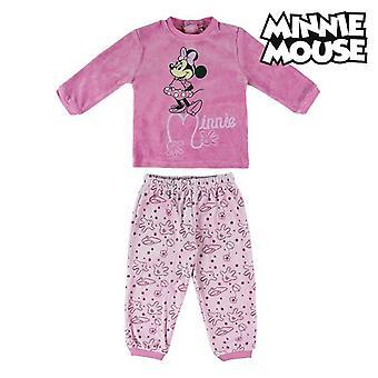 Children's Pyjama Minnie Mouse 74684 Pink