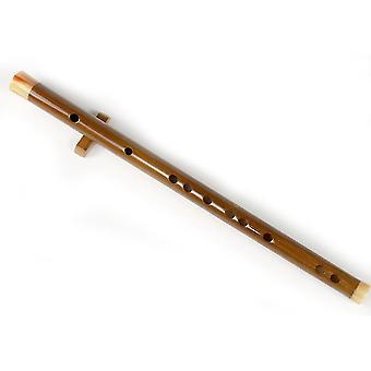 Бамбуковая флейта Начинающий равнине Короткая китайская флейта Малый Dizi музыкальный инструмент