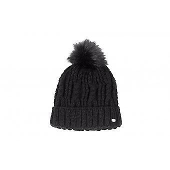 Pikeur Womens Bobble Hat - Black