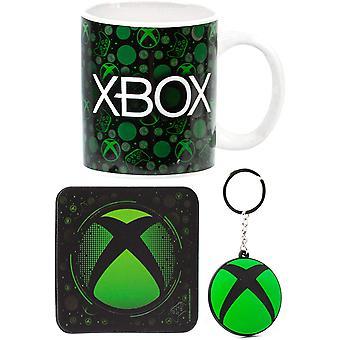 Xbox-muki- ja lasinalussarja
