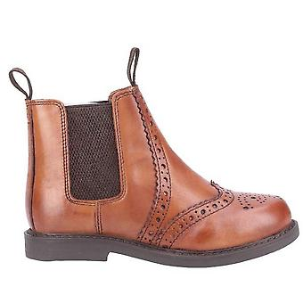 Cotswold Childrens/Kids Nympsfield nahka Chelsea Boot