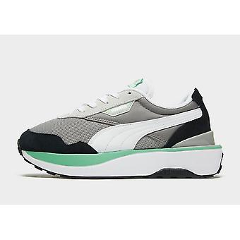 New Puma Women's Cruise Rider Trainers from JD Outlet Grey