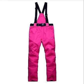 ウォームスノースキー -スポーツベルトパンツトラウザーズ - 防水&防風スーツ