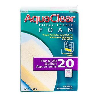 Aquaclear Filter Insert Foam - For Aquaclear 20 Power Filter