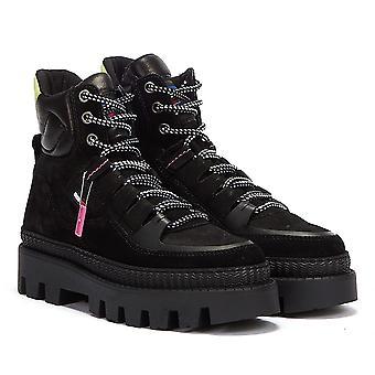 Tommy Jeans Hybrid Kvinner Svarte Støvler