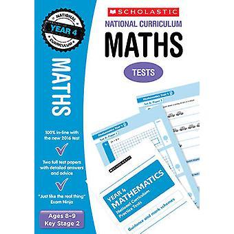 Maths Test - Year 4