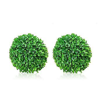 Аквариум Зеленые водоросли Шар Микро Ландшафт Морские водоросли Водный пластиковый шар