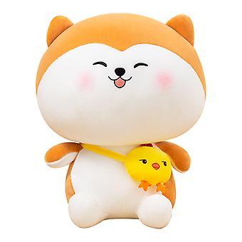 Shiba Inu Mantou Doll Plush Toy Sleeping Pillow