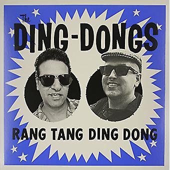 Ding-Dongs - Rang Tang Ding Dong [Vinyl] USA import