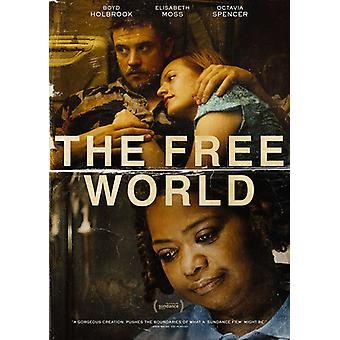 Free World [DVD] USA import