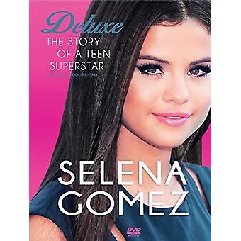 Selena Gomez - Story of a Teen Superstar [DVD] USA import